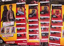 Topps Star Wars The Rise Of Skywalker Trading Cards 5 X Multipacks