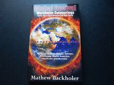Global Revival MATHEW BACKHOLER Worldwide Outpourings Forty-Three Visitations HS
