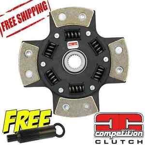 Competition Clutch 4 Puck Sprung Disc for Suzuki Samurai Sidekick 1.3 G13