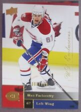 2009-10 Upper Deck Exclusives #268 Max Pacioretty Montreal Canadiens 088/100 SP