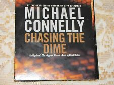 Chasing the Dime Audio Book 2002 5 CD's Abridged Runs Approx. 6 hours Mystery