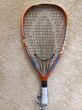 "Head Mega Blast 175 Intelligence Racquetball Racquet 3 5/8"" Grip + HC  Good***"