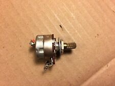 Vintage 1973 CTS 500k Potentiometer Guitar Amp Pot TESTED w Power Switch