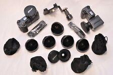 New Listing2 Nikon Coolpix 990 3.3Mp Digital Cameras - PlusAssorted Lenses