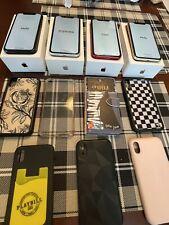 Lot 4 iPhone Xr 128Gb