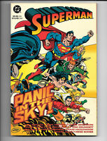 Superman Panic In The Sky #1 1993 VF/NM TPB 1St. Print DC Comics