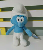 The Smurfs Plush Toy w/ Swing Tag Peyo Toy 22cm Tall!