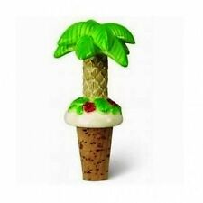 Wine Bottle Topper Palm Tree Cork Stopper Bar Beach Theme Cape Shore