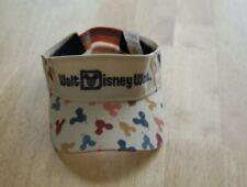 Disney Parks Walt Disney World Mickey Balloons Adult Visor - Nwt