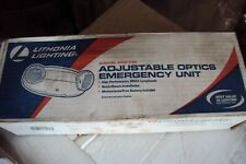 Lithonia Lighting Elm2 Emergency Light 54w 5in H 12 12in L 2 Units