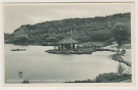 Yorkshire (North) postcard - Boathouse, The Lake, Peasholm Park, Scarborough