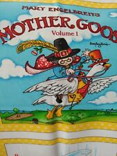"""""""Mother Goose"""" Storybook To Make by Engelbreit & Cranston Village - 12 pages"""