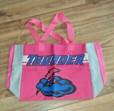 Trenton Thunder 2018 Pink Mesh Beach Bag