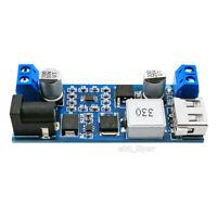 DC DC 30W Voltage Step Down Power Regulator Converter 9-36V 12V24V To 5V 6A USB