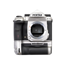 Pentax K-1 Limited Silver DSLR Full Frame Camera Body + Grip KIT (UK Stock) BNIB