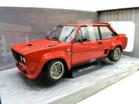 Miniature voiture Fiat 131 Abarth Rally auto 1/18 diecast Modélisme