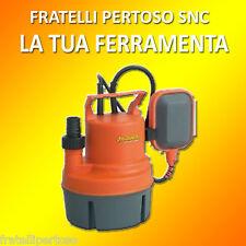 POMPA SOMMERSA PER IL DRENAGGIO DELLE ACQUE SPORCHE  SDC200 - 200W