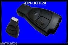 3 Tasten Funk Schlüssel Gehäuse für Mercedes Benz W168 W202 W203 W208 W210 W211