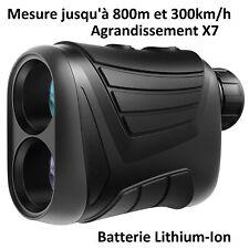 Appareil de mesure distance & vitesse par laser 7 x 24 Jumelle Radar