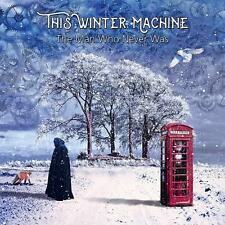 THIS WINTER MACHINE - THE MAN THAT NEVER WAS 2017 JUNE SEALED GOLD STAR PROG