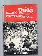 the ring - boxing encyclopedia and record book - 1970 edition