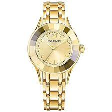 Authentic Swarovski Alegria Watch, Gold Tone 5188840