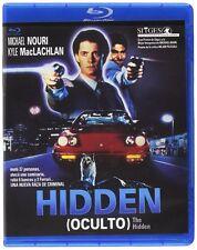 THE HIDDEN  (1987) **Blu Ray B** Kyle MacLachlan, Michael Nouri,