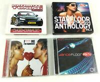 Lot de 7 CDs Dance 1 double 1 triple 2 simple  Envoi rapide et suivi