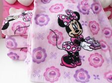 Animal Minnie Mouse Kids/Adult Wash cloth Shower Towel Face Cloth 100% Cotton
