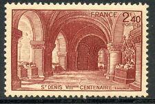 STAMP / TIMBRE FRANCE NEUF N°661 ** BASILIQUE DE SAINT DENIS