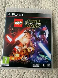 LEGO STAR WARS THE FORCE AWAKENS - PS3 PLAYSTATION 3