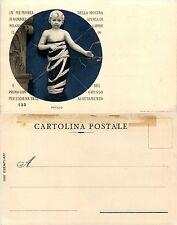 Memoria della mostra di Bambole Milano 1899, Saggio 1000 esemplari