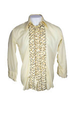 Michael Jackson's Owned & Event Worn Button Up Long Sleeve Shirt Manager's LOA
