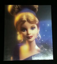 1998 BARBIE COLLECTOR'S CLUB 3rd Edition Binder w/ Barbie Insider Inserts