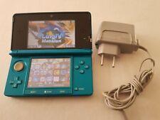 Nintendo 3DS Console - Plein  jeux - Aqua Blue