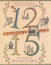1215: THE YEAR OF MAGNA CARTA, Gillingham, John Hardback Book