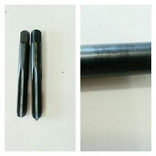 Lsi Usa 3/8-24 Gh1 Nf Hs Flute Tap Metalworking Tool Lot of 2 Pieces