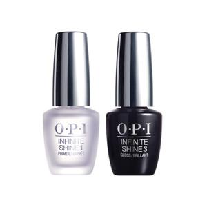 OPI Infinite Shine ProStay Gloss & Primer Duo Set 2x15ml | BASE COAT & TOP COAT