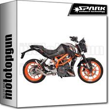 SPARK ESCAPE BAJO MOTO-GP RACING TITANIO KTM DUKE 390 2013 13 2014 14 2015 15