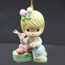 Precious Moments Christmas Ornament /Home for the Holiday Collection/1995