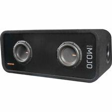 "Memphis® Audio Mjme6D1 Dual 6.5"" Mojo Mini Loaded Ported Subwoofer Enclosure Box"