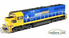 SOUTHERN RAIL MODELS HO L CLASS PACIFIC NATIONAL BLUE/YELLOW DCC READY SRML14