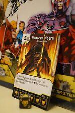 Dice Masters Uncanny X-Men - #98 Pantera Negra - Black Panther - RARA castellano