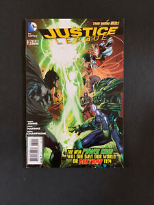 Justice League #31 (DC 2014) 1st Appearance of Jessica Cruz  ! VF/NM Beauty !!