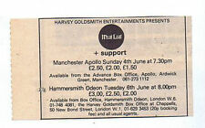 MEAT LOAF - MANCHESTER / HAMMERSMITH  press clipping 1978  (27/5/78) 9X6cm