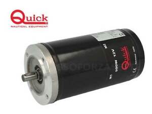 Engine Replacement QUICK 500W 12V For Nautical Anchor CL1 FVSSM0512000A00 Motor