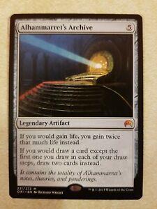 Alhammarret's Archive NM Magic Origins