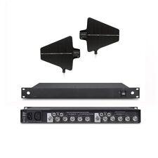 Professional Antenna distributor amplifier 4 channels antenna splitter uhf micro