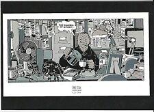 TARDI - NESTOR BURMA (SERIGRAPHIE N°/Non signéd'origine) NEUF