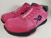 Kuru Women Shoe Size 10 M Athletic Training Sneaker Hot Pink EUC